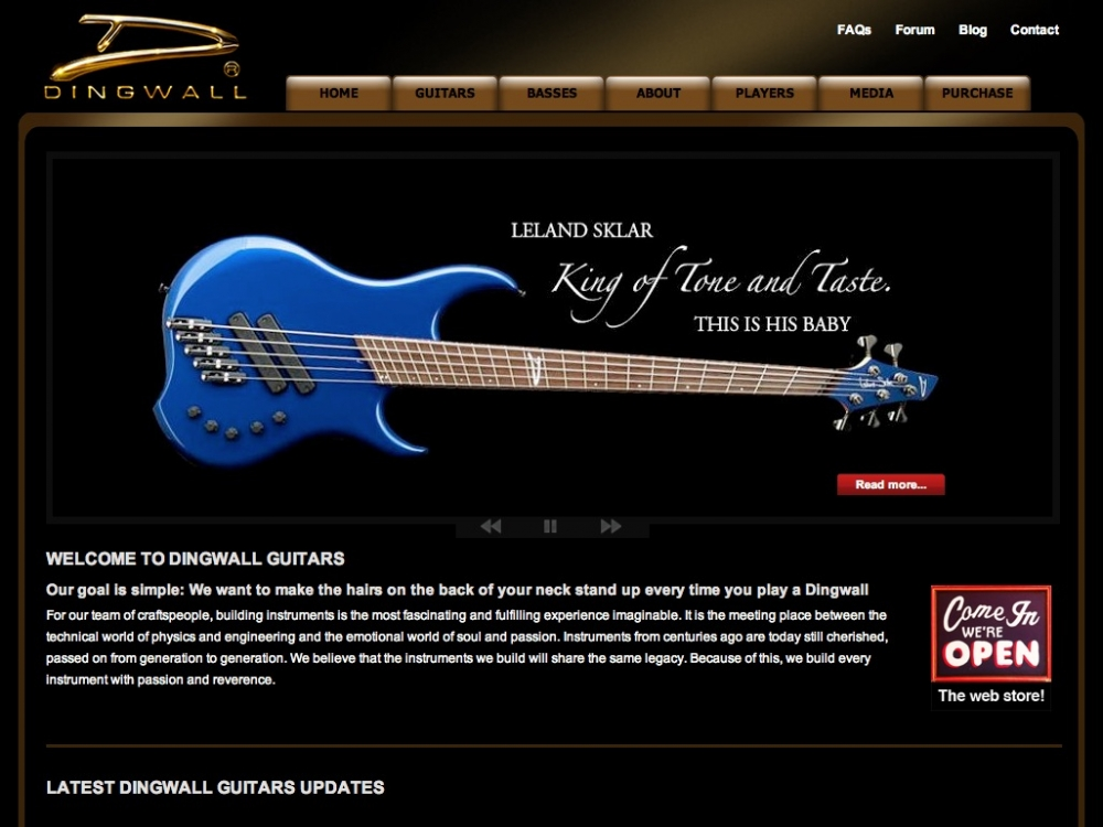 Dingwall Guitars