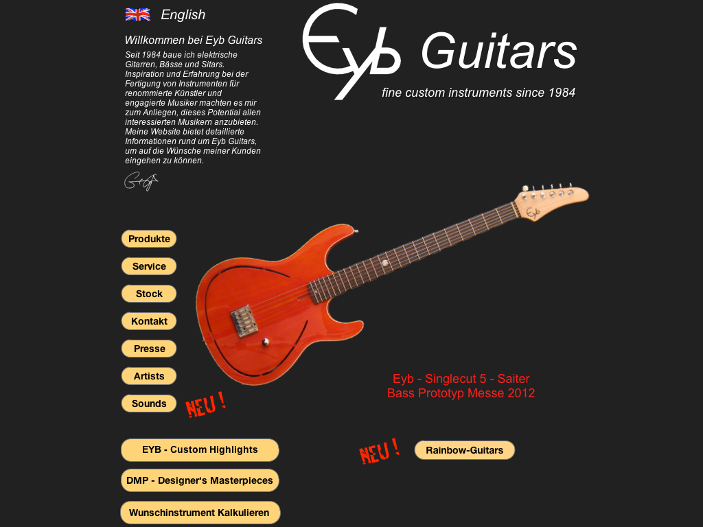 Eyb Guitars