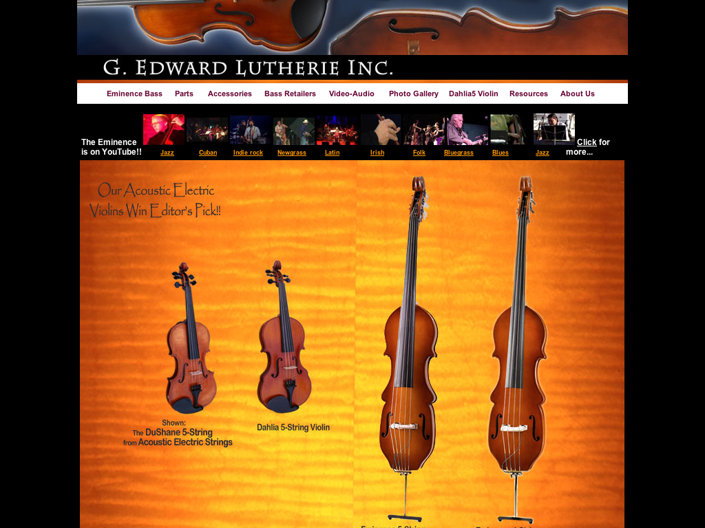 G. Edward Lutherie