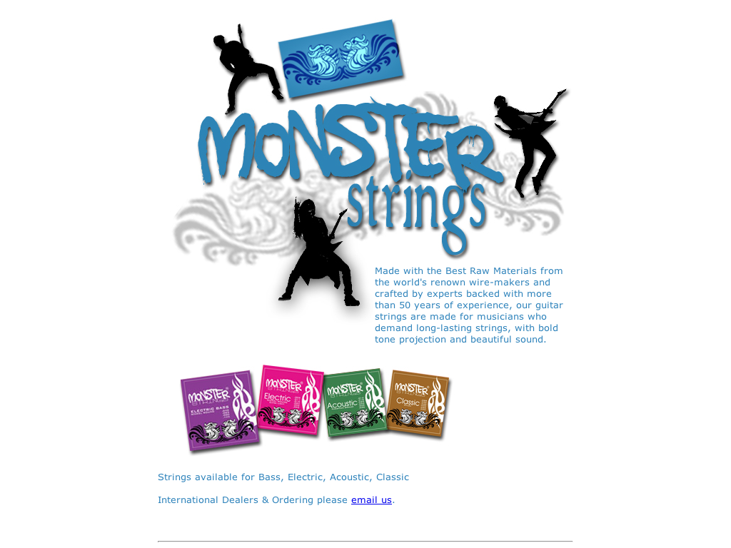 Monster Strings