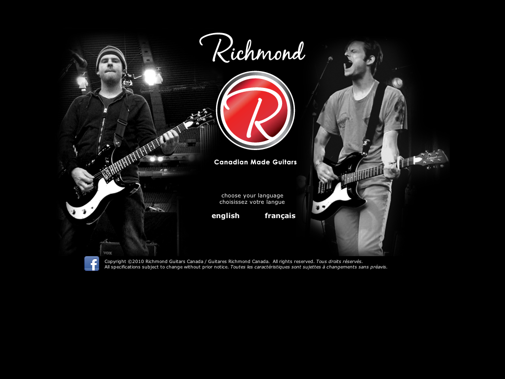 Richmond Guitars Canada