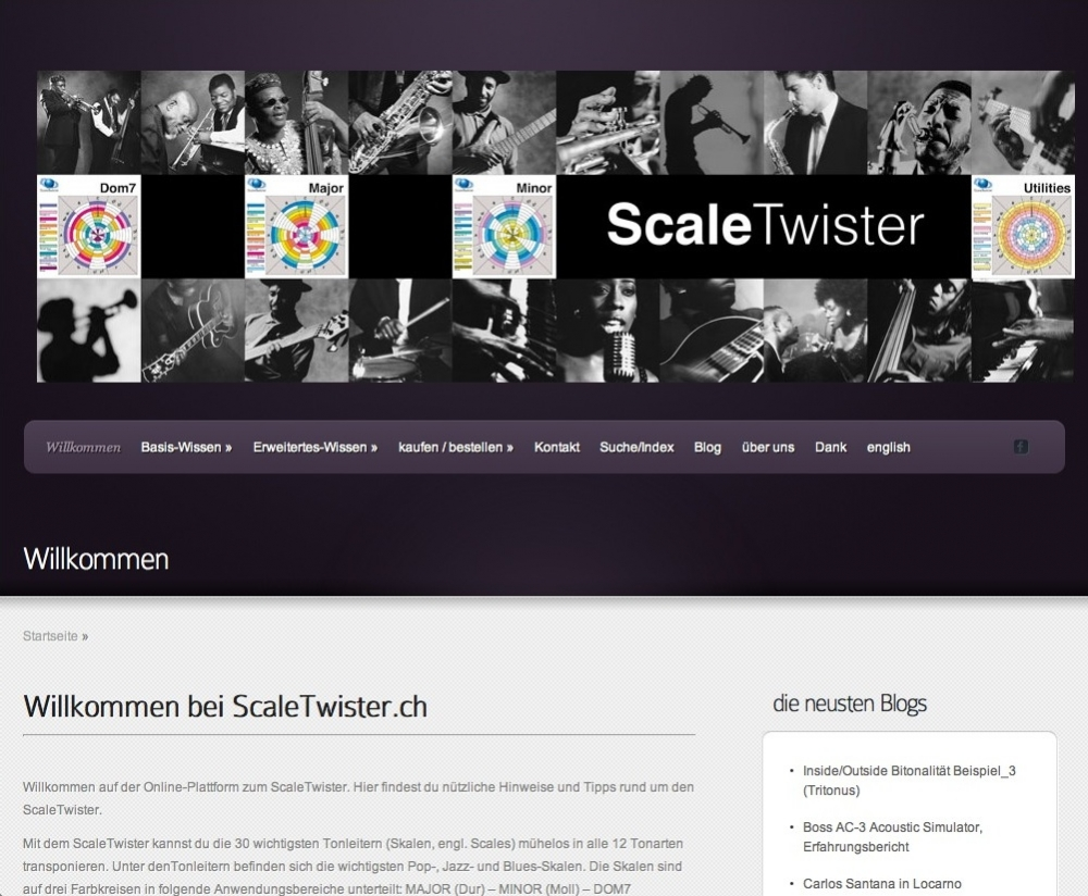 ScaleTwister.ch