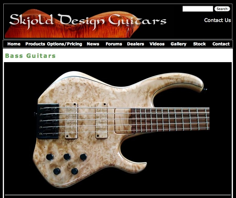 Skjold Design Guitars