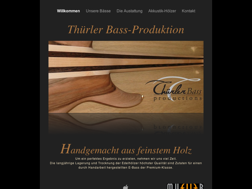 Thürler-Bass Produktion